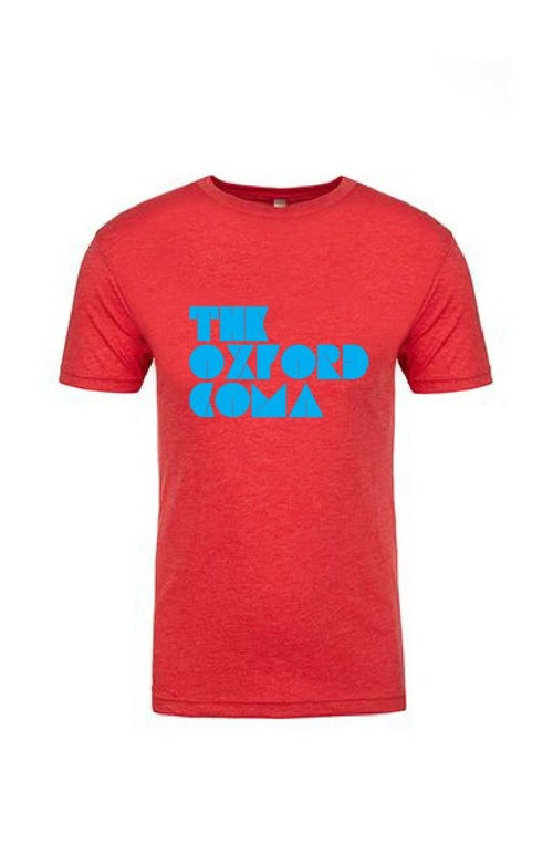 Image of Red and Blue short-sleeve