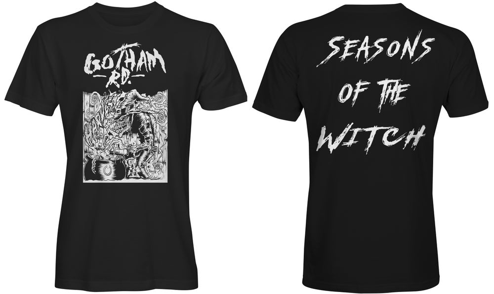 "Image of Gotham Road ""Seasons of the Witch"" Tee"