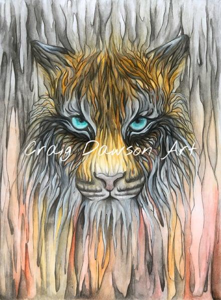 Image of 'Focus' art print