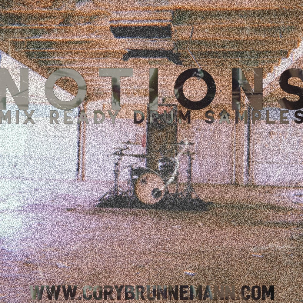 Image of NOTIONS DRUMS