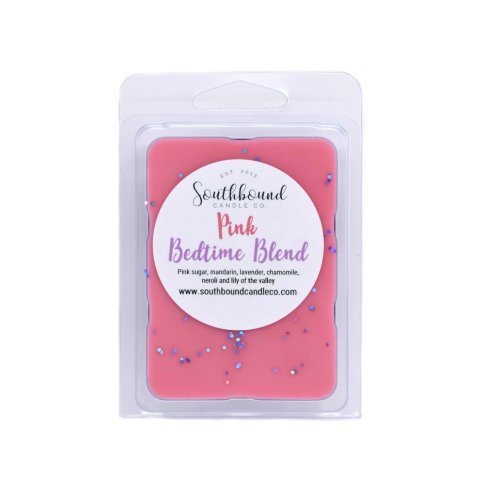 Image of Pink Bedtime Blend Wax Melts
