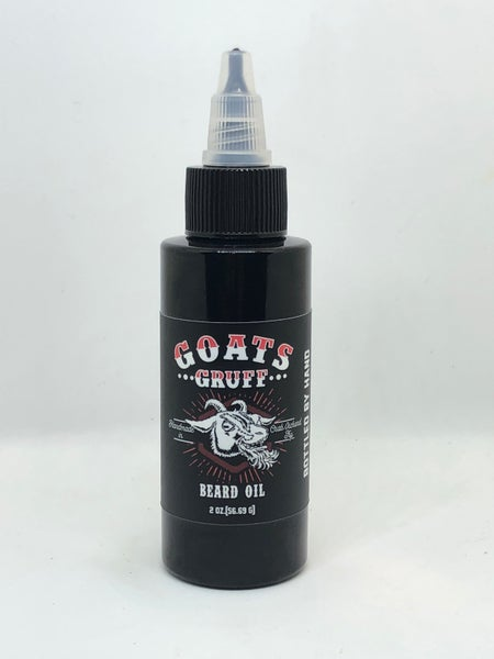 Image of 2oz. Beard Oil with Dropper