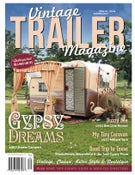 Image of Issue 39 Vintage Trailer Magazine