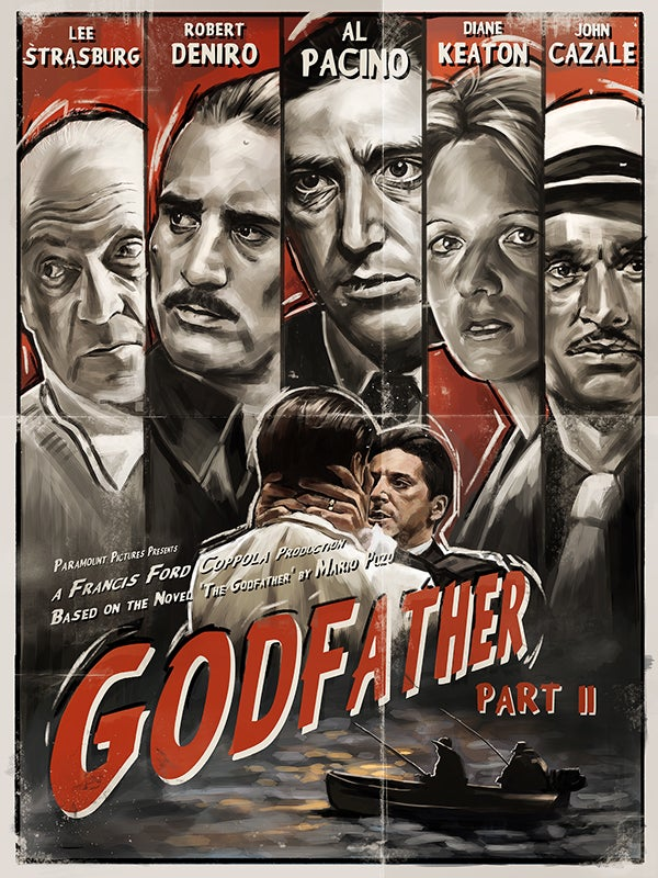 Image of Godfather II