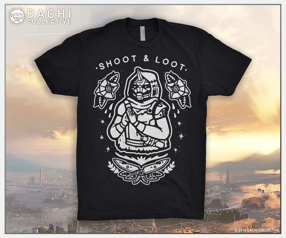 Shoot & Loot (Black)