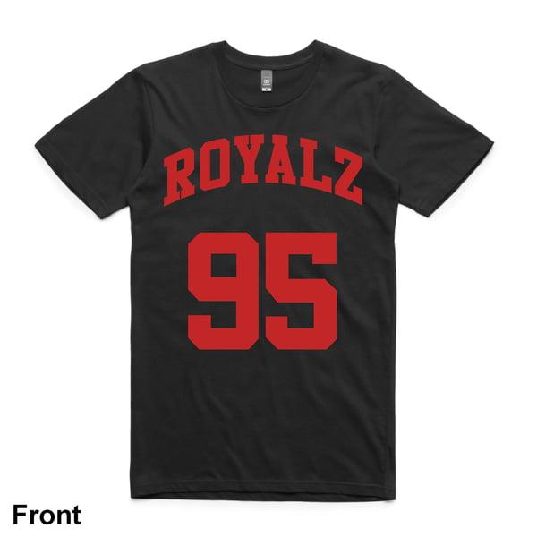"""Image of Royalz 95 """"Flip"""" ASCOLOUR T-Shirt"""