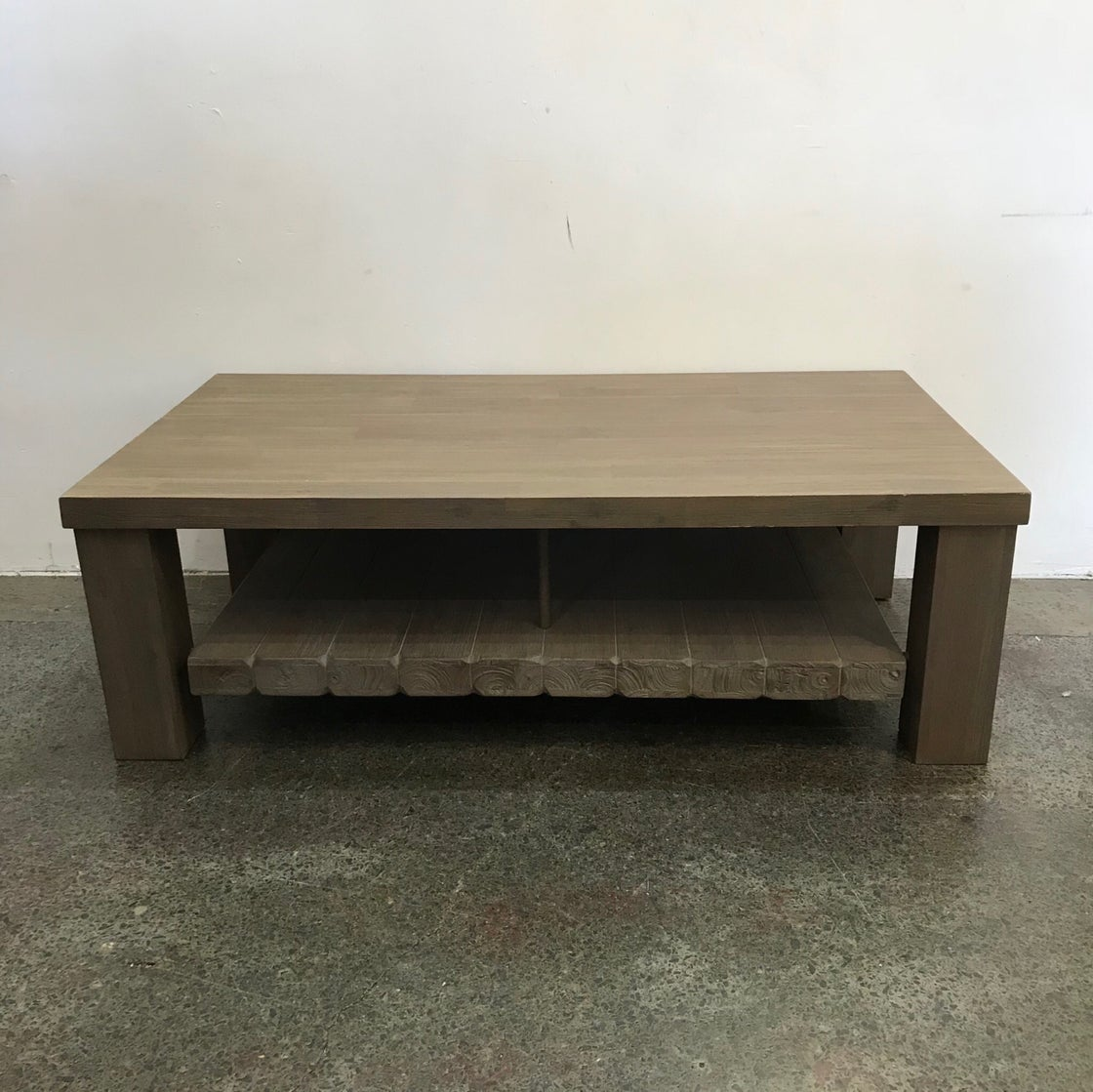 Image of SOLID COFFEE TABLE