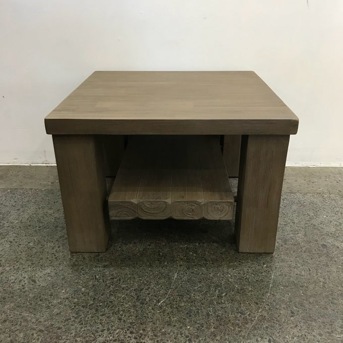 Image of SOLID SIDE TABLE