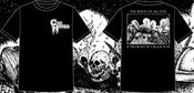 Image of Corehammer Skeletons Black Shirt