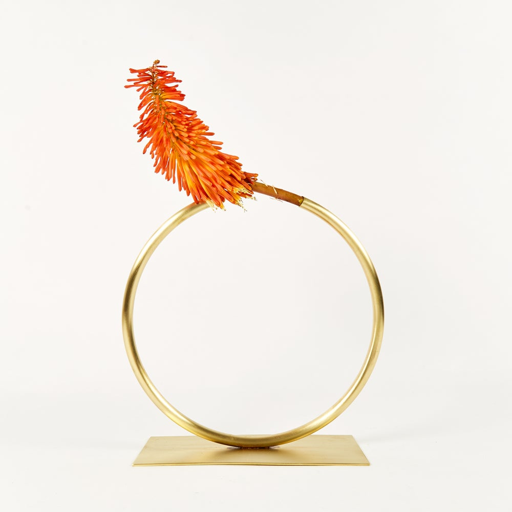 Image of Vase 608 - Almost a Circle Vase