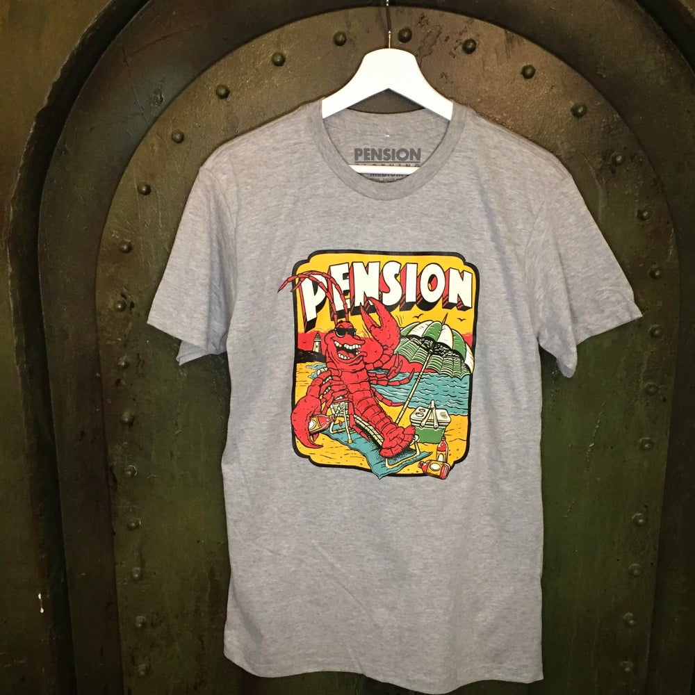 Image of PENSION Souvenir Tee