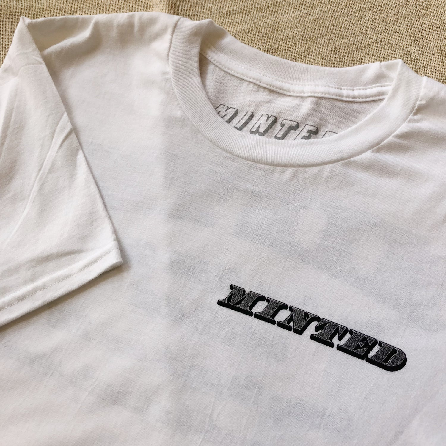Image of Minted Shop T-shirt