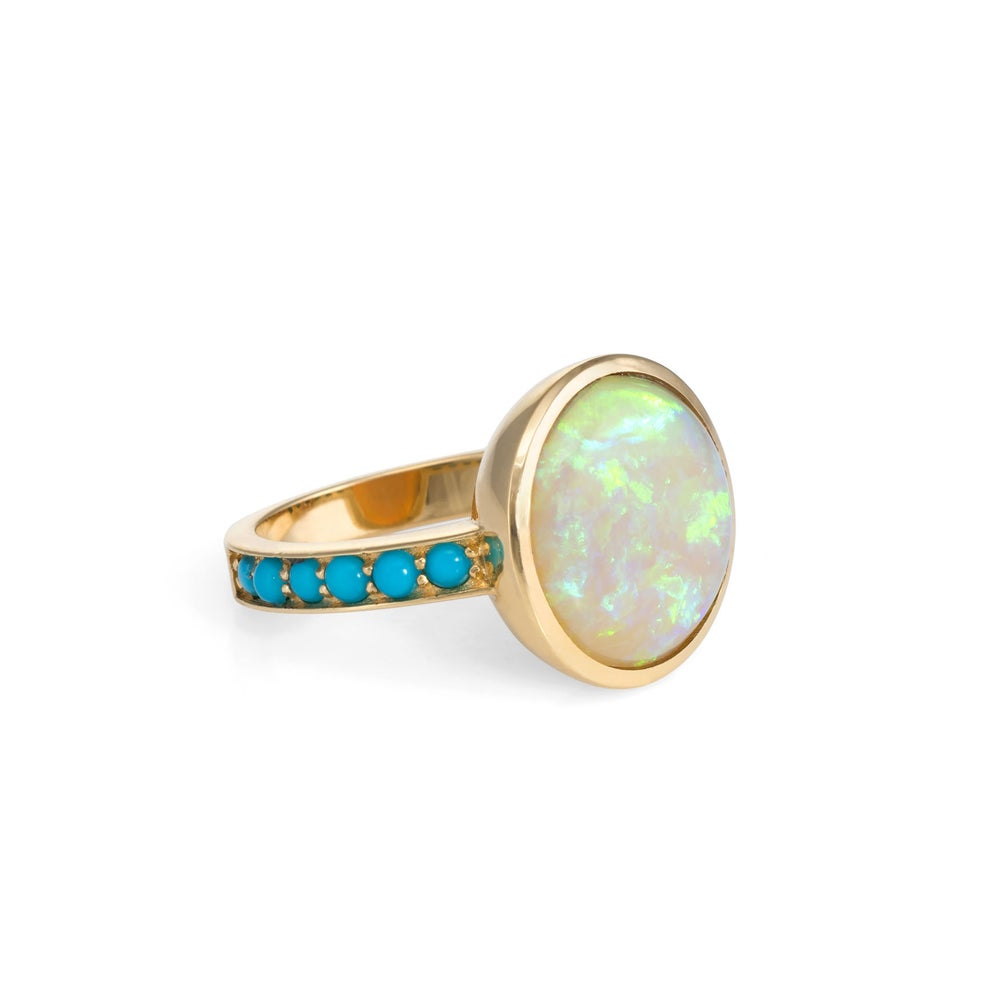 Image of Opal Alexander Ring