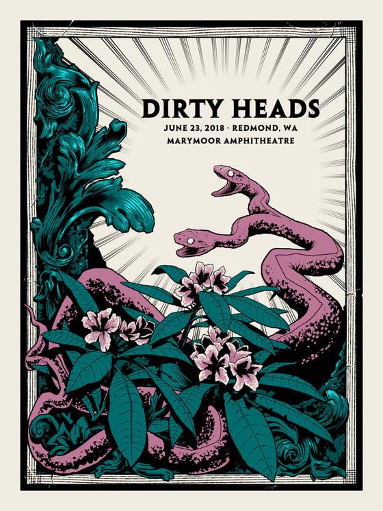 Image of Dirty Heads - Redmond, WA