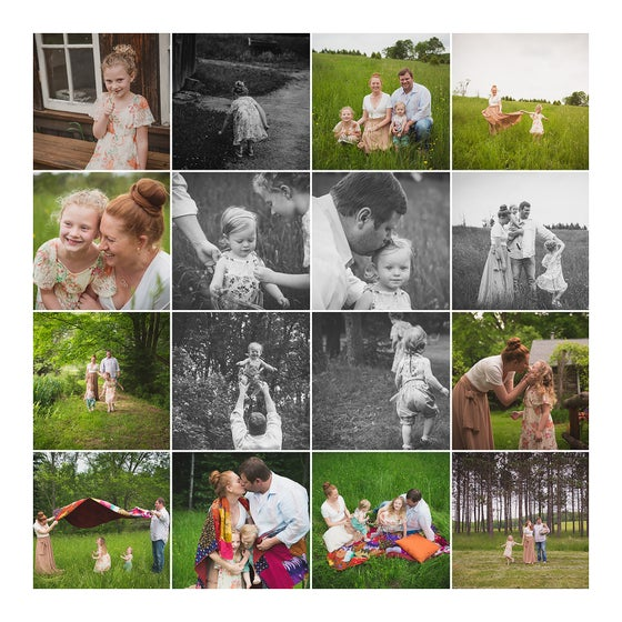 Image of Family Sunset Sessions (Full session)
