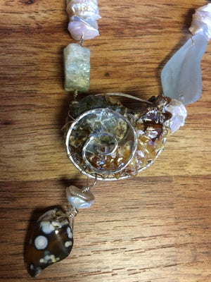 Image of What the Mermaid Wore Collection-Ammonite Dreams