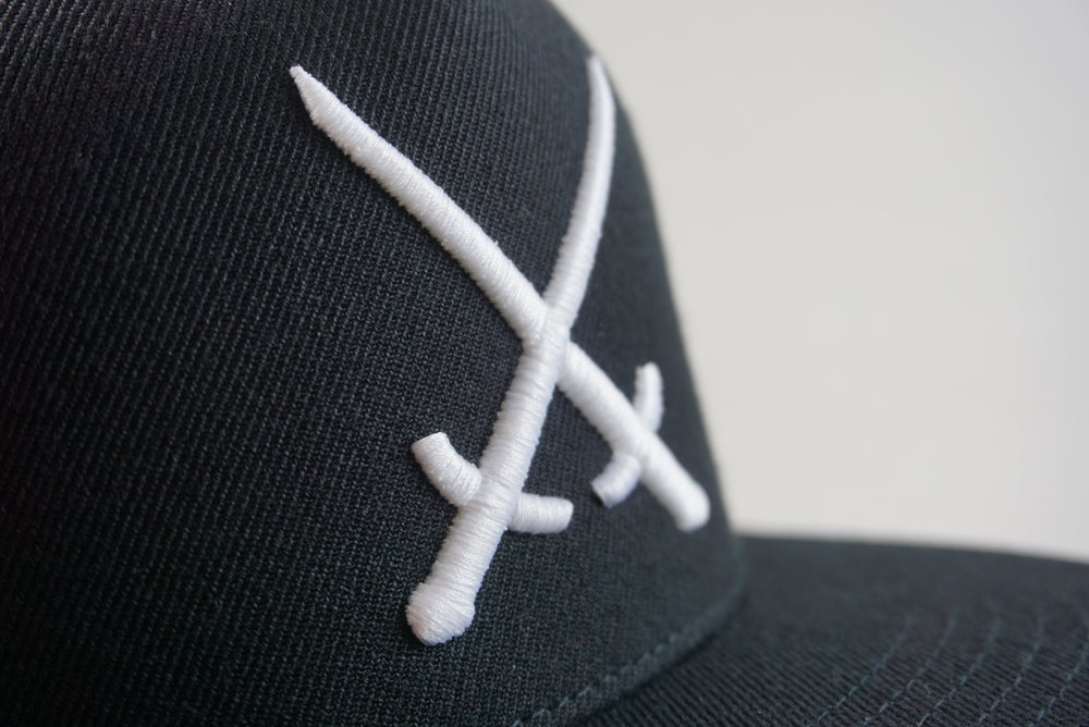 "Image of "" KNIGHT ""  Snapback"