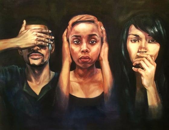 Image of See, Hear, Speak No Evil