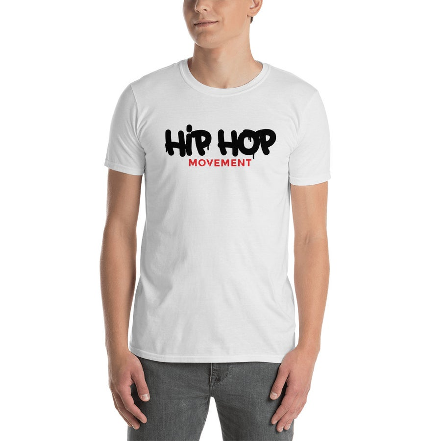 Image of Hip Hop Movement Gildan 64000 Unisex Softstyle (ULUlY)  - T-Shirt