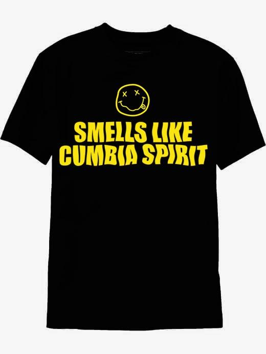 Image of Smells Like Cumbia Spirit Shirt