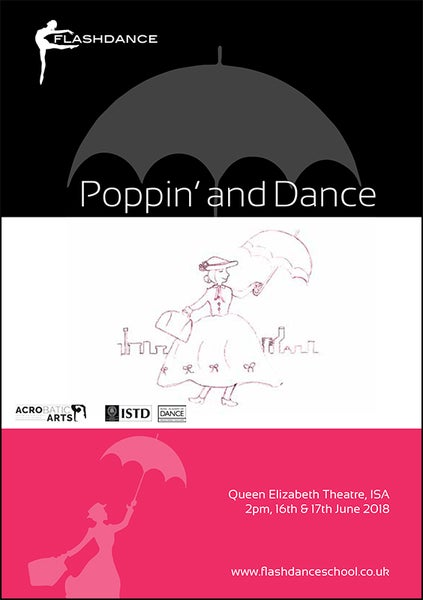 Image of Poppin' and Dance - Flashdance DVD