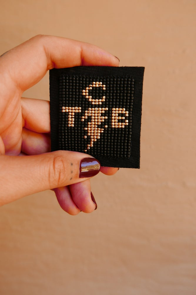 Image of TCB Elvis patch