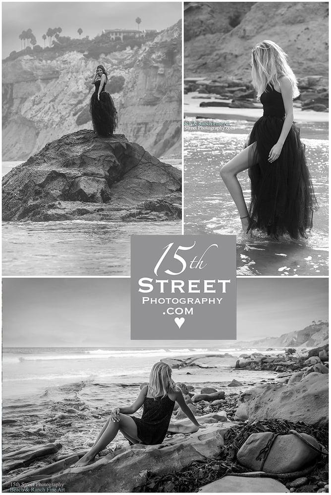 Image of Senior Portrait Commission - Custom Fashion-Inspired Fine Art Magazine Style