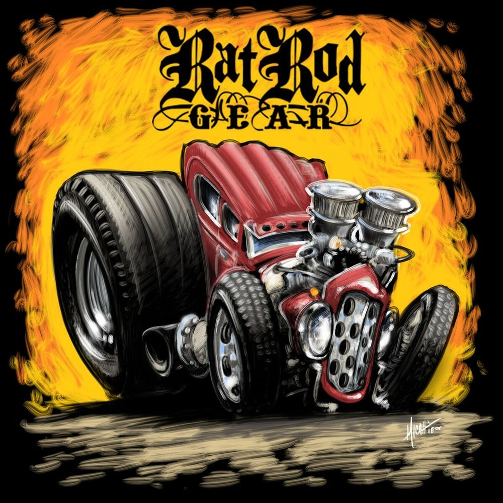 Image of Rat Rod Gear