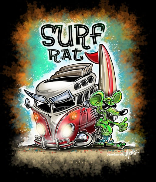 Image of Surf Rat