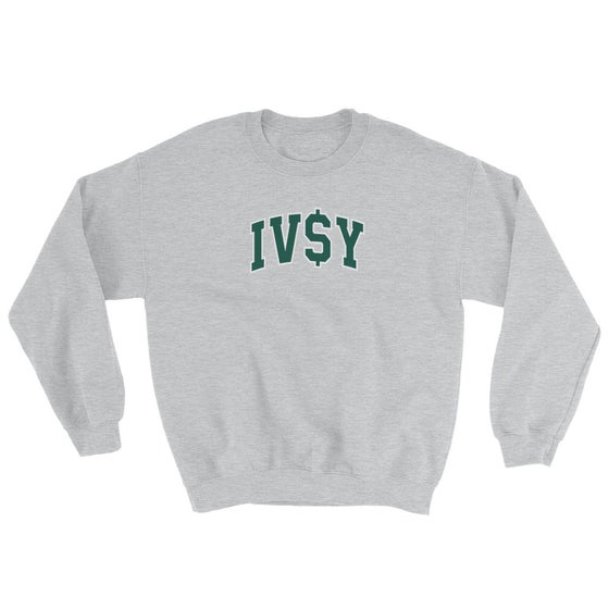 Image of superschool sweater (ivey)
