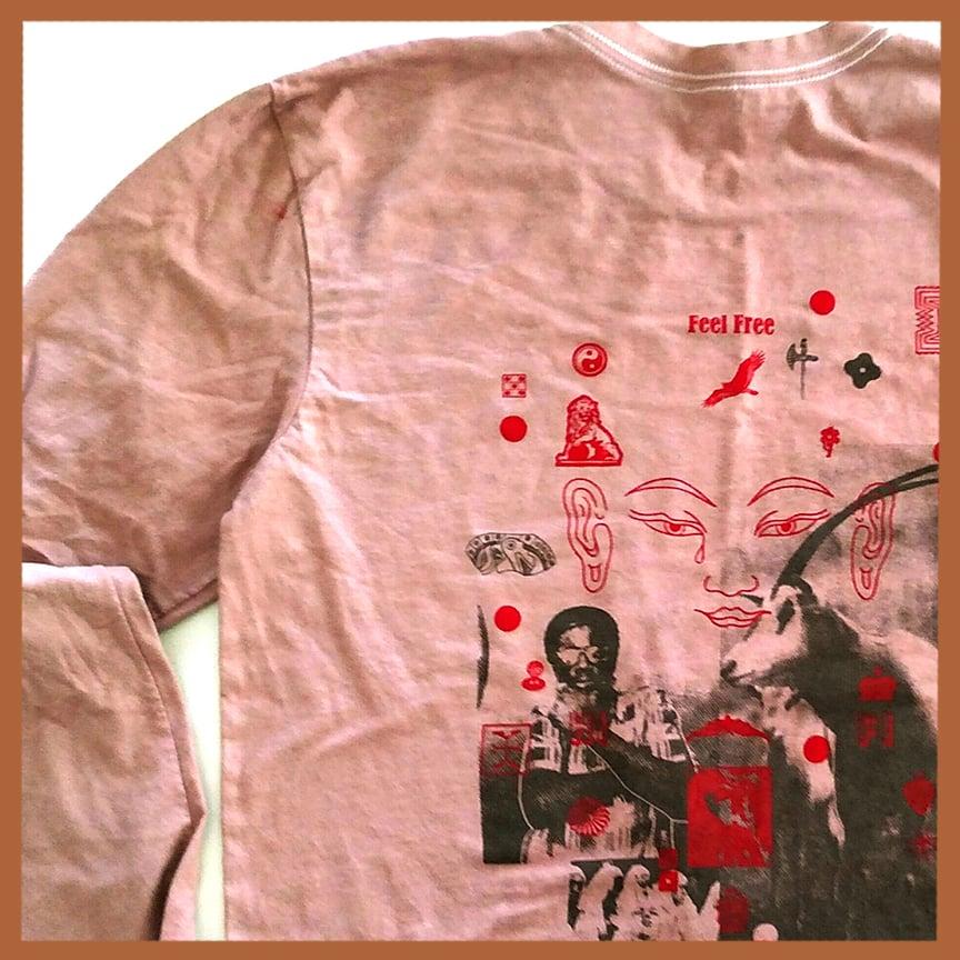Image of Feel Free Hi Fi Long Shirt