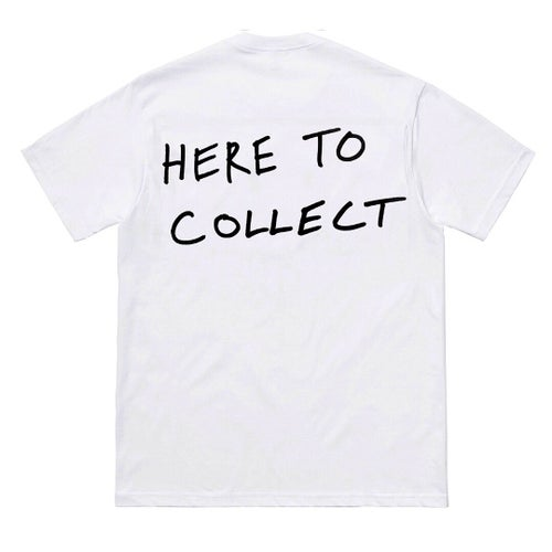 Image of BIRCH MOB TEE - WHITE