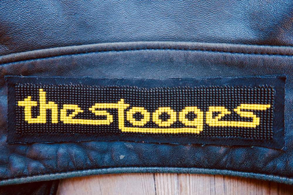 Image of The Stooges patch