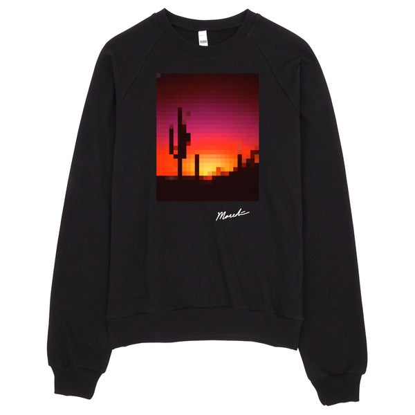 Image of Sunset Crewneck