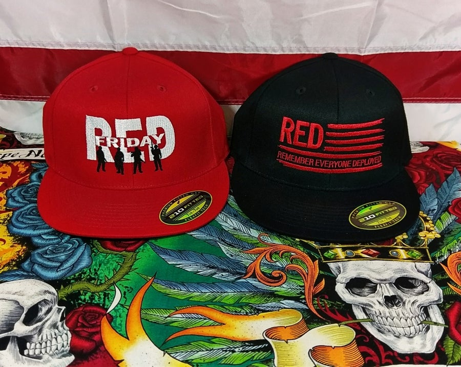 Image of R.E.D. FlexFit Hat