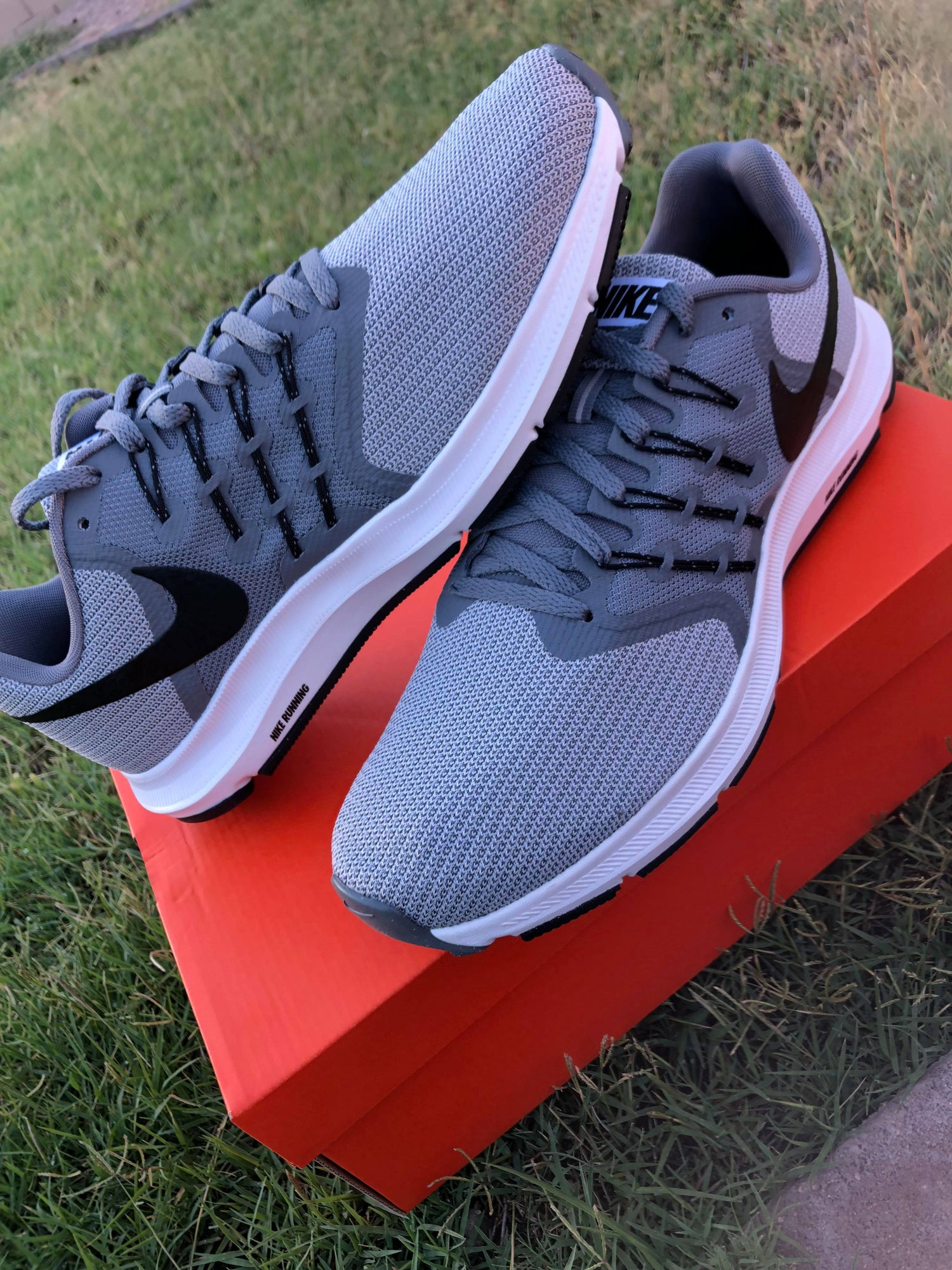1f072e2229c56 Image of Nike Run Swift Men's Running Shoe Cool Grey / Black / Wolf Grey /