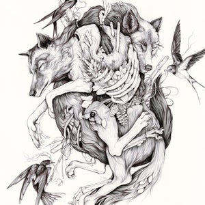 Image of The Undoing Limited Print