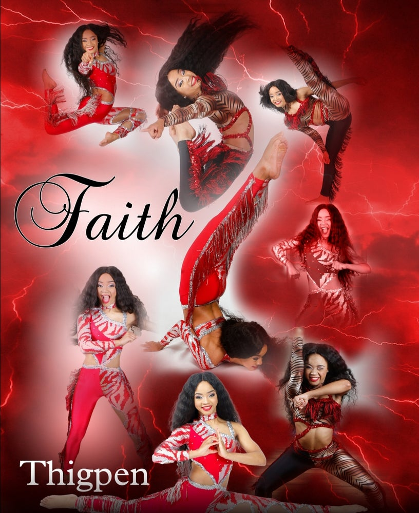 Image of Faith Poster