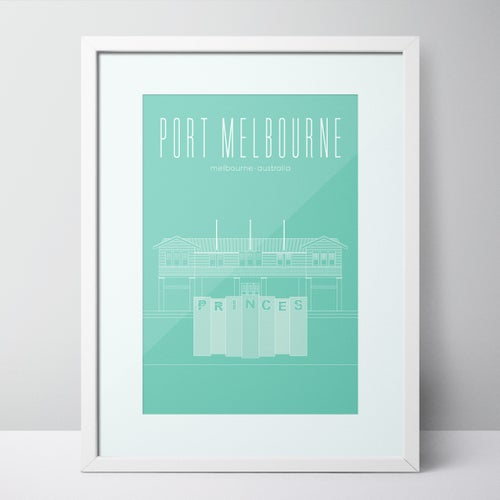 Image of Princes Pier - Port Melbourne.
