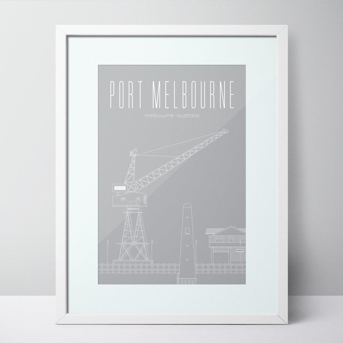 Image of Station Pier - Port Melbourne.