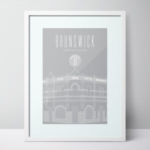 Image of 'The Brunny' - Brunswick