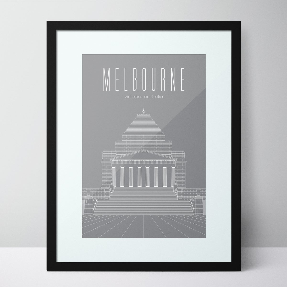 Image of The Shrine of Remembrance