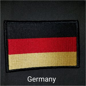 Image of World Cup & Country Patches - France is the 2018 Champs