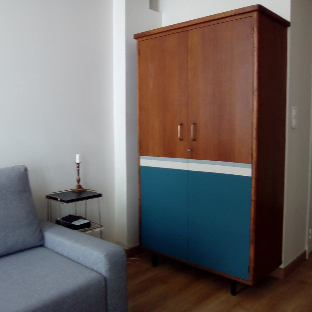 Image of Armoire armoire de bureau-militaire