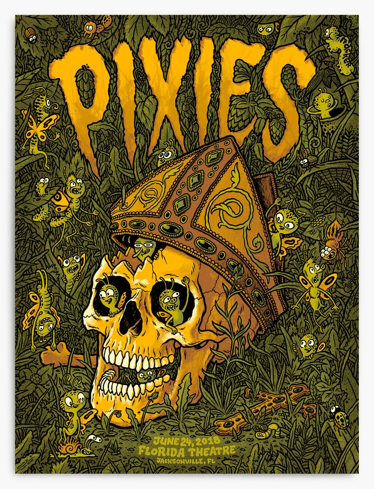 Image of Pixies Jacksonville