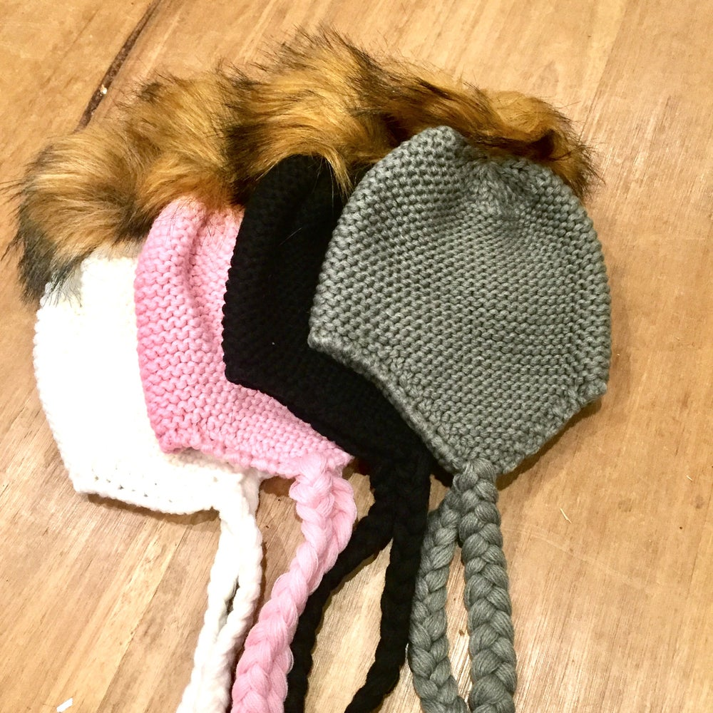 Image of Winter Baby Headbands and hats