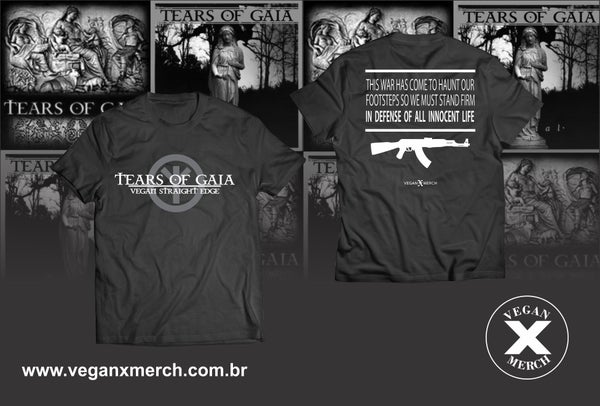 Image of T SHIRT TEARS OF GAIA