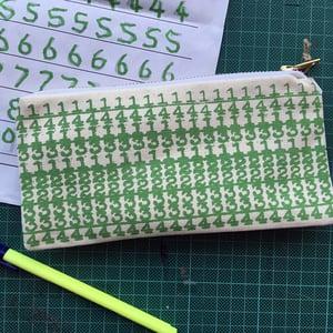 Image of Number Crunch pencil case