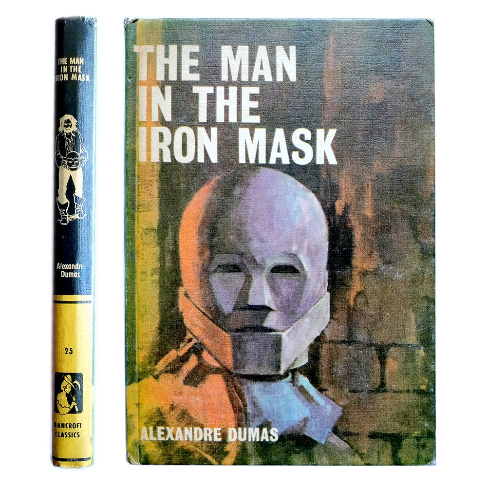 Image of Alexandre Dumas - The Man in the Iron Mask