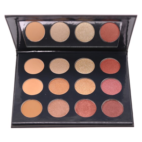 "Image of ""Nudist"" Palette"